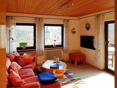 Photo for Apartment Haus Klamp in Sankt Goarshausen - 4 persons, 2 bedrooms