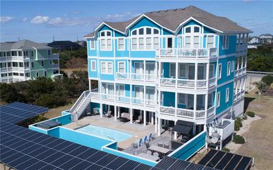 Photo for Oceanview w/Elevator, Pool, HotTub, OutdoorTheater, Electric Car Charging & More