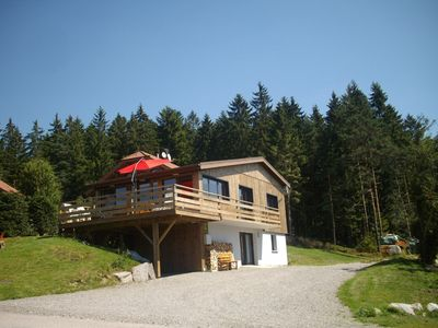 Photo for large south-facing cottage with panoramic terrace, veranda and sauna. Wireless