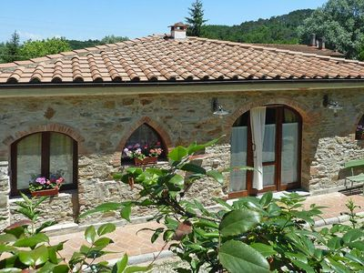 Photo for holiday home Casa Carla, Ripafratta  in Um Pisa und Lucca - 4 persons, 2 bedrooms