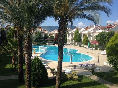 Photo for Very well maintained 3 bed duplex in calıs near fethiye.
