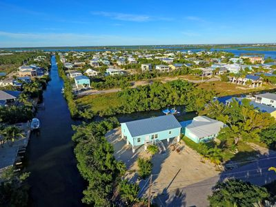 Photo for Blue Mangrove House - Coastal-Chic 3 Bedroom 2 Bath Canalfront Home