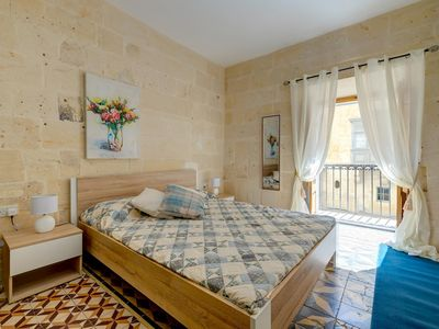 Photo for Central and Cosy 2BR Apartment in Valletta