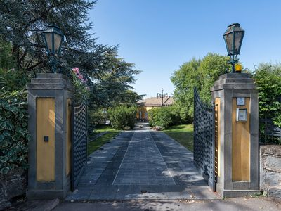 Photo for Villa with pool and park on the slopes of Etna