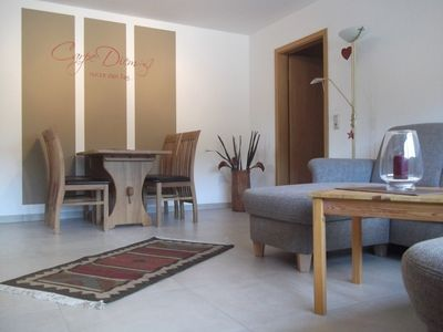 Photo for Quiet and cozy apartment in the heart of Piesport