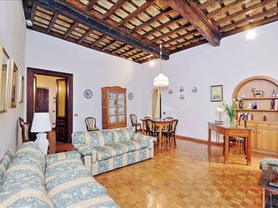 Photo for Banchi Nuovi  apartment in Centro Storico with WiFi.