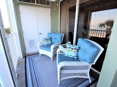 Photo for Sand Castle I #507 Fifth Floor Sleeps 6 2 Bedroom Gorgeous Gulf Front Pool Free WIFI & Parking