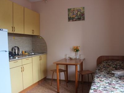 Photo for 1BR Apartment Vacation Rental in Tomsk, Tomskaya oblast'