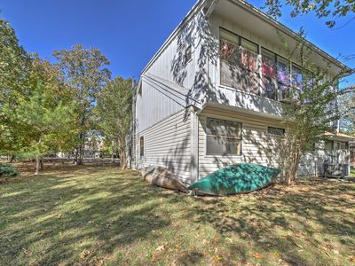 Photo for Tahlequah Duplex w/ Screened-in Porch & Fire Pit!