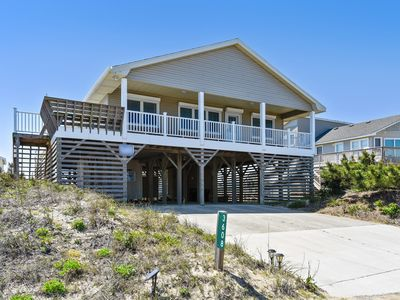 Photo for SEMI OCEANFRONT, unobstructed views, private access! HotTub! Completely updated!