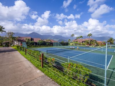 Photo for Hanalei Bay Resort 6101/2 - A/C - Breathtaking Views, perfect for Tennis enthusiasts, Resort Pools!