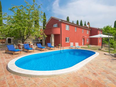 Photo for Vacation home Hiža in Oprtalj - 6 persons, 3 bedrooms