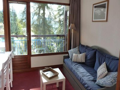 Photo for 2BR Apartment Vacation Rental in Les Arcs 1800