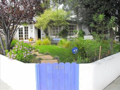 Photo for Beautiful Santa Monica Family House on a Tree-Lined Street