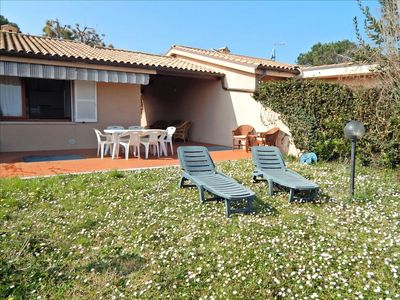 Photo for N057 - Numana, villa with garden 200mt from the sea