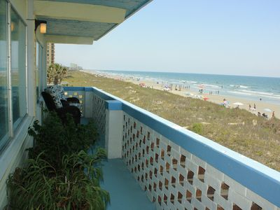 Photo for Book B4 It's Gone! Pure relaxation, sit back, dolphin watch! Ocean Front View