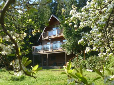 Springtime at The Cottage
