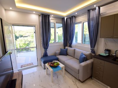 Photo for ☆ Vista Luxury Suites ☆ Toroni Halkidiki 1BR