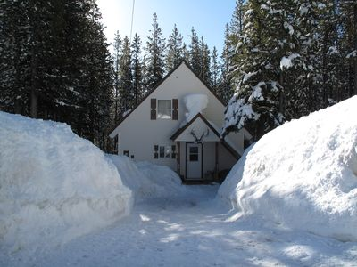 Photo for The Baldy Cottage at Mt Baldy