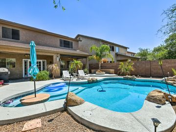 Superb Luxury Maricopa Retreat W Private Pool Patio Beutiful Home Inspiration Cosmmahrainfo