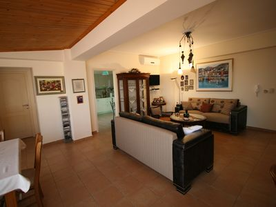 Photo for Apartment 50 meters from the sea in a quiet area.