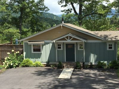 Photo for Cottage with Mountain Views and Advanced Cleaning Practices