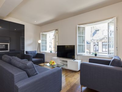 Photo for STYLISH 3BR FLAT IN THE PRESTIGIOUS MAYFAIR AREA - BY HYDE PARK & OXFORD STREET!