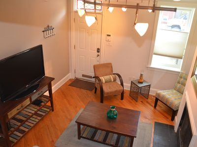 Photo for Spacious Home W/ Deck In Walking Distance To Camden Yards & Inner Harbor