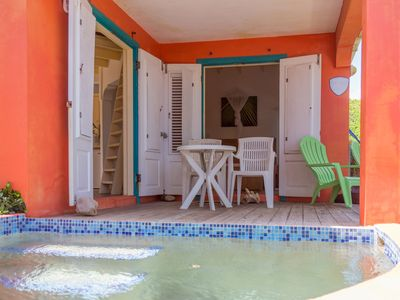 Photo for Sueῆo cottage, Blue Sky South, St Patrick's, Grenada. Your Getaway in Grenada