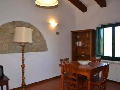 "Photo for ""ROSA"" apartment in the Chianti vineyard"