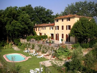 Photo for Villa  rental  in Pistoia near Florence, Tuscany