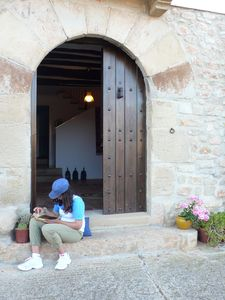 Photo for Village House in Azuelo, Navarra - Peaceful Location And Spectacular Views