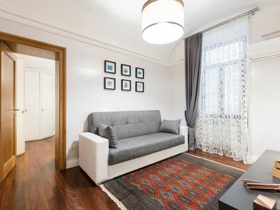 Photo for Modern and elegant flat near Termini station