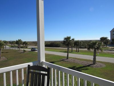 "Photo for NEW LISTING! ""OIB Dreamin"" ocean view-elev-towels,linens,bch supplies"