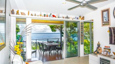 Photo for COOLUM BOUTIQUE TREE HOUSE Ocean Views
