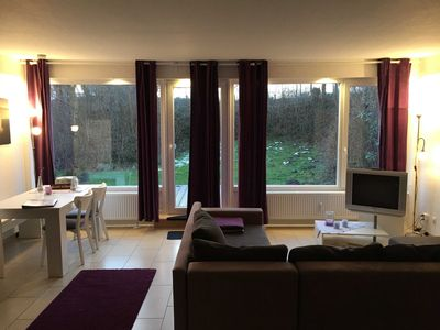 Photo for C01-12 gr. Terrace, bright and modern, view of the countryside - C01-12 - 1-room apartment - Panoramic