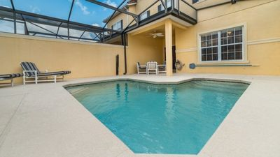 Photo for At Last You can Rent the Perfect Luxury Townhome on Paradise Palms Resort minutes from Disney World, Orlando House 1720