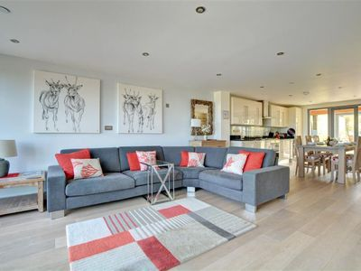 Photo for Vacation home Pentire View in Wadebridge - Padstow - 6 persons, 3 bedrooms