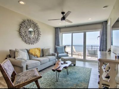 Photo for New Listing!  Completely Renovated Brand New Oceanfront 2 Bed/2 Bath Condo