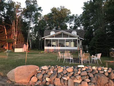 Photo for Newly Remodeled Lake Huron Cottage
