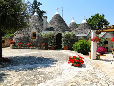 Photo for 2BR Chateau / Country House Vacation Rental in Fasano
