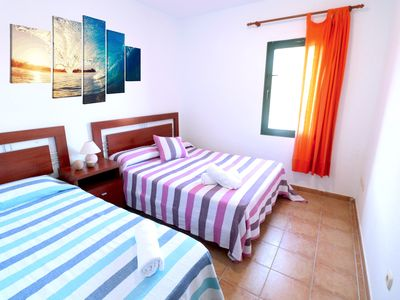 Photo for Hostal Volcanic Beach - Room Malpey C