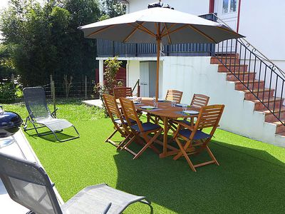Photo for 3 bedroom Apartment, sleeps 6 in Saint-Pée-sur-Nivelle with WiFi