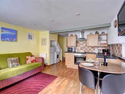 Photo for Apartment St Ives Apartment in St. Ives - 2 persons, 1 bedrooms