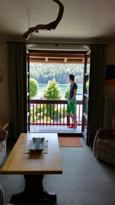 Photo for 1BR Apartment Vacation Rental in Walchensee, Bayern