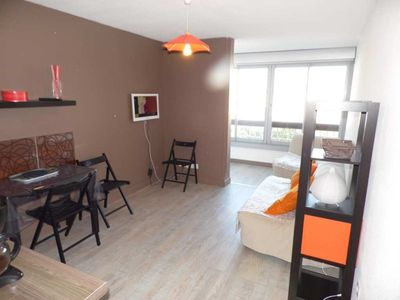 Photo for Studio renovated near shops and beach