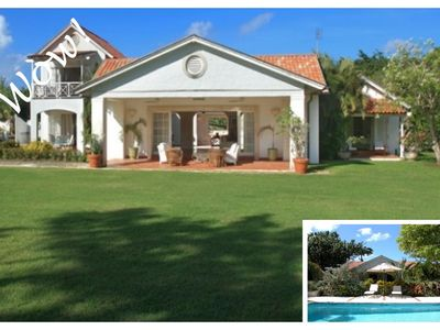 Photo for Wonderful 4 bedroom villa with a lovely pool - Four Bedroom Villa, Sleeps 8