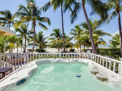 Photo for Tropical Paradise Manor, Sleeps 12, 4 Bedrooms, Gulf Front