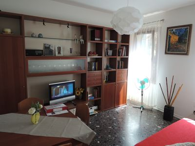 Photo for comfortable apartment in a typical Venetian district