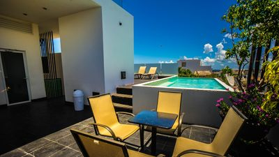 Photo for Budget Penthouse at Loft in the heart of Playa del Carmen, but BRIC Vacations